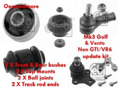 Front Suspension Update Kit Level 1 Non GTI/VR6 Febi